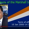 Presidents of the Marshall Islands